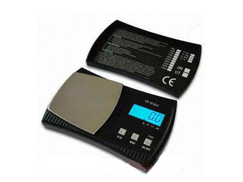 מאוד משקל כיס דיגיטלי לשקילה עד 300 גרם ודיוק 0.01 גרם - הידרו גרו FX-22
